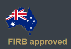 FIRB approved properties